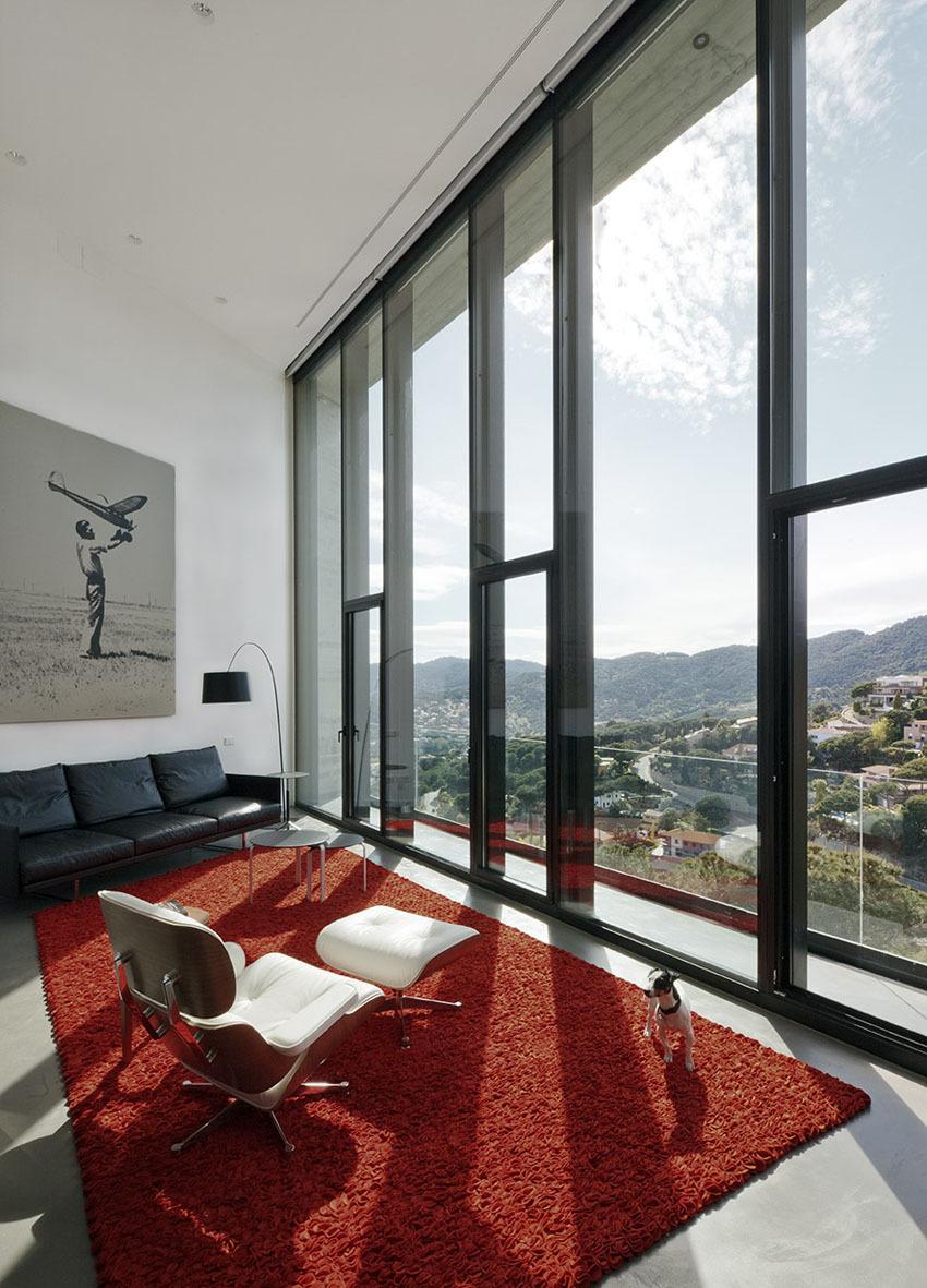 interior minimalist, interior modern, amenajare living 2013, amenajare moderna