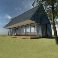 Casa in lungime / proiect casa 03