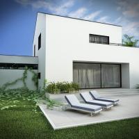 O casa alba | AWstudio / proiect casa 09