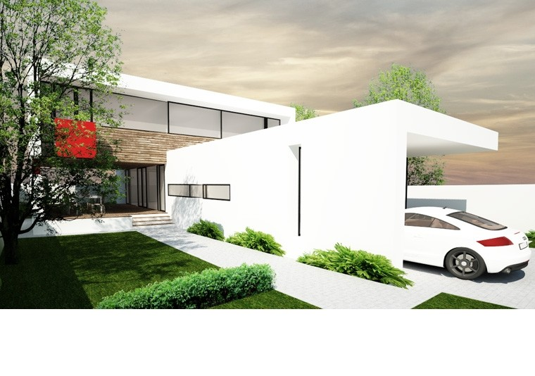 Casa abpl cub architecture proiect casa 11 arhipura - Casa cub moderne ...