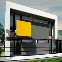 Casa moderna AOR / proiect casa 16