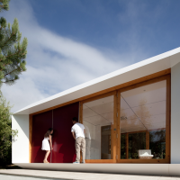 Casa ieftina cu design modern