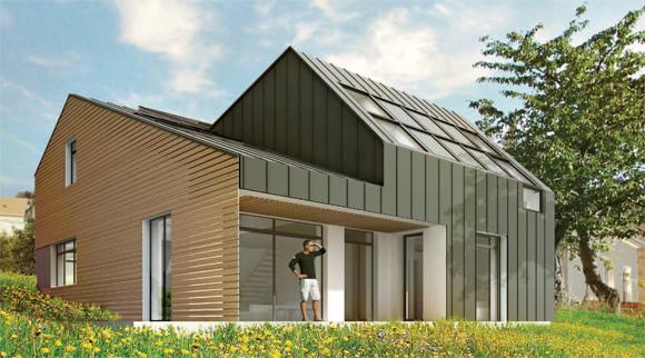 Casa activa maison air et lumi re velux for Maison saine air et lumiere