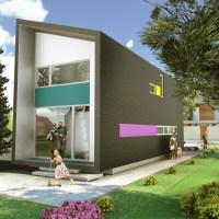 Casa LOG1 | proiect casa 23