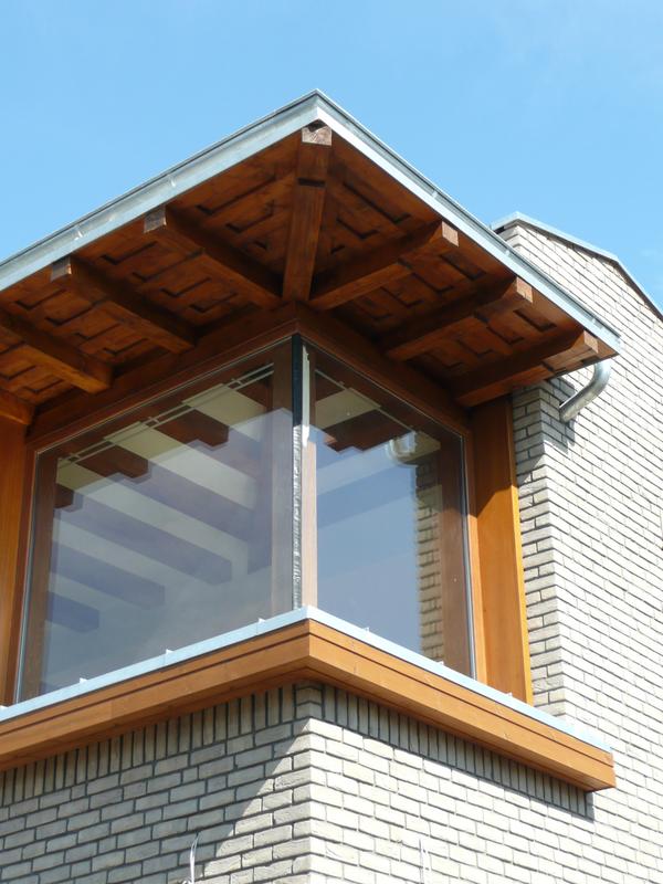 casa moderna, proiect casa moderna, case moderne 2013, detali geam pe colt