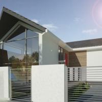 Locuinta unifamiliala Alba iulia | proiect casa moderna 26