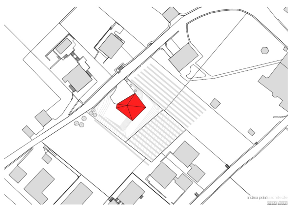 proiecte case moderne_ arhipura __clottu-villa-andrea-pelati-architecte_site_plan
