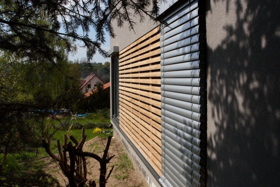 proiect casa mica, casa mica, casa mica moderna, casa moderna, placari lemn, lemn pe fatada