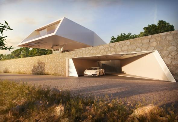 proiect casa moderna, case moderne, proiect modern casa