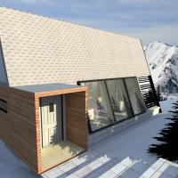 Casa de vacanta | Straja| proiect casa vacanta 33