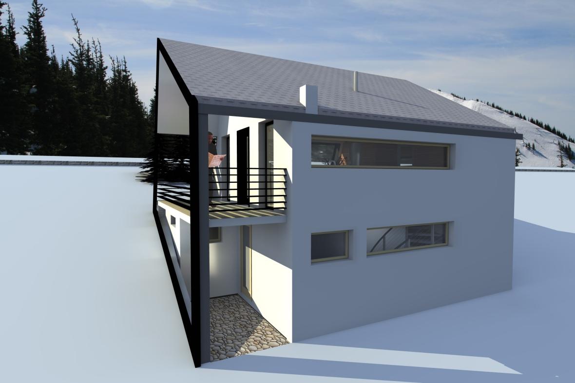 casa de vacanta la munte, casa de vacanta moderna, casa de vacanta proiect, proiect casa vacanta, casa de vacanta straja, proiecte arhipura, case moderne