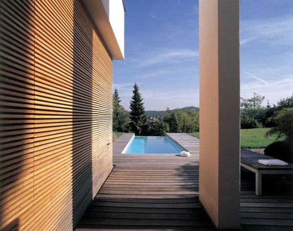 casa moderna 2014 cu piscina