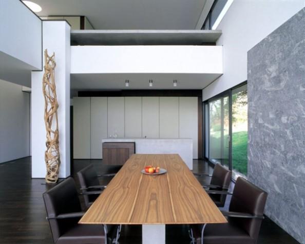 bucatarie moderna, casa moderna, living generos
