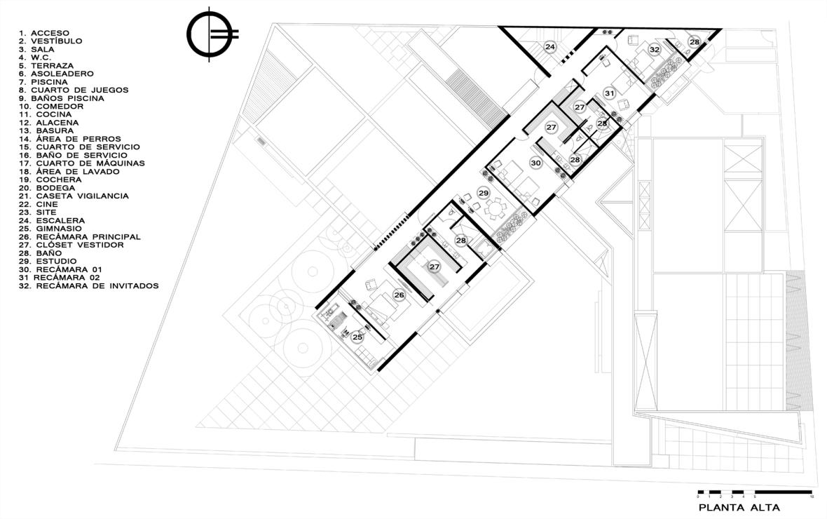 arhipura_temozon-house-carrillo-arquitectos-y-asociados_planta_alta