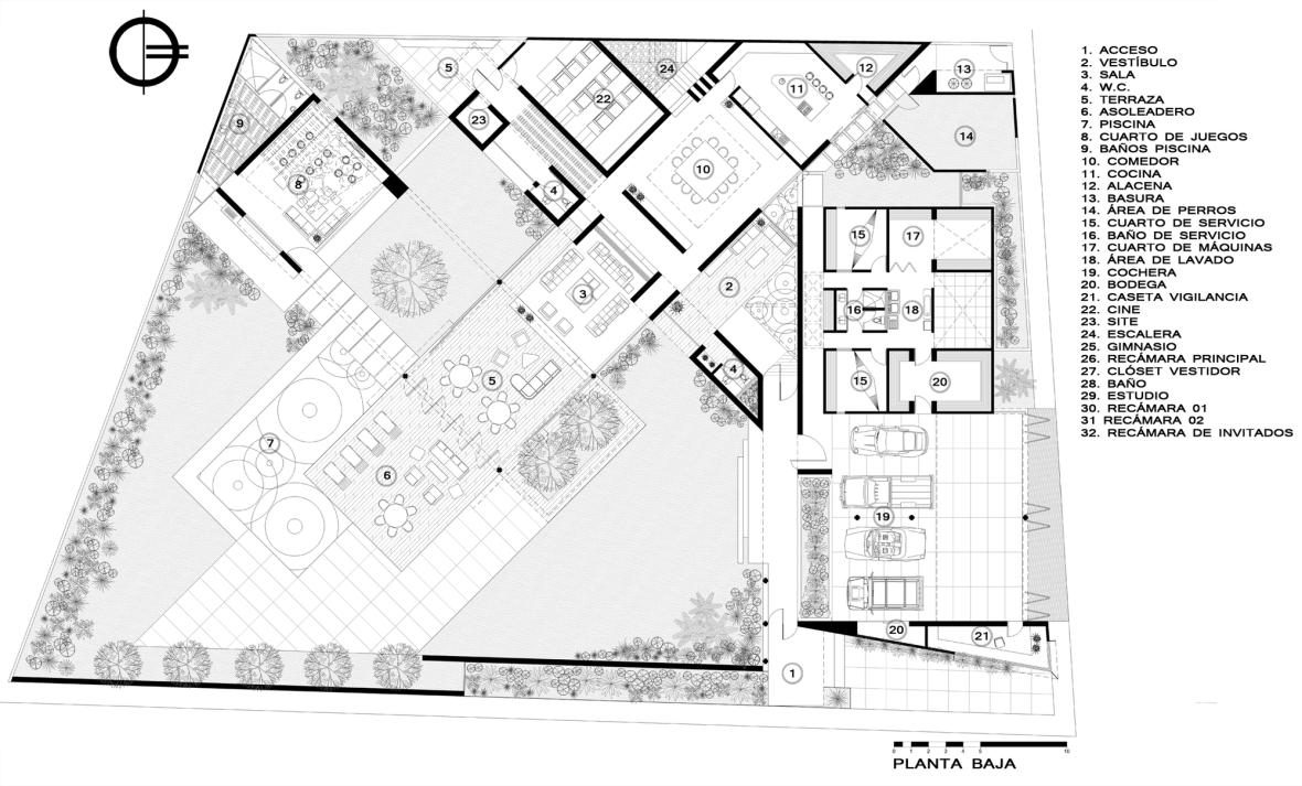arhipura_temozon-house-carrillo-arquitectos-y-asociados_planta_baja