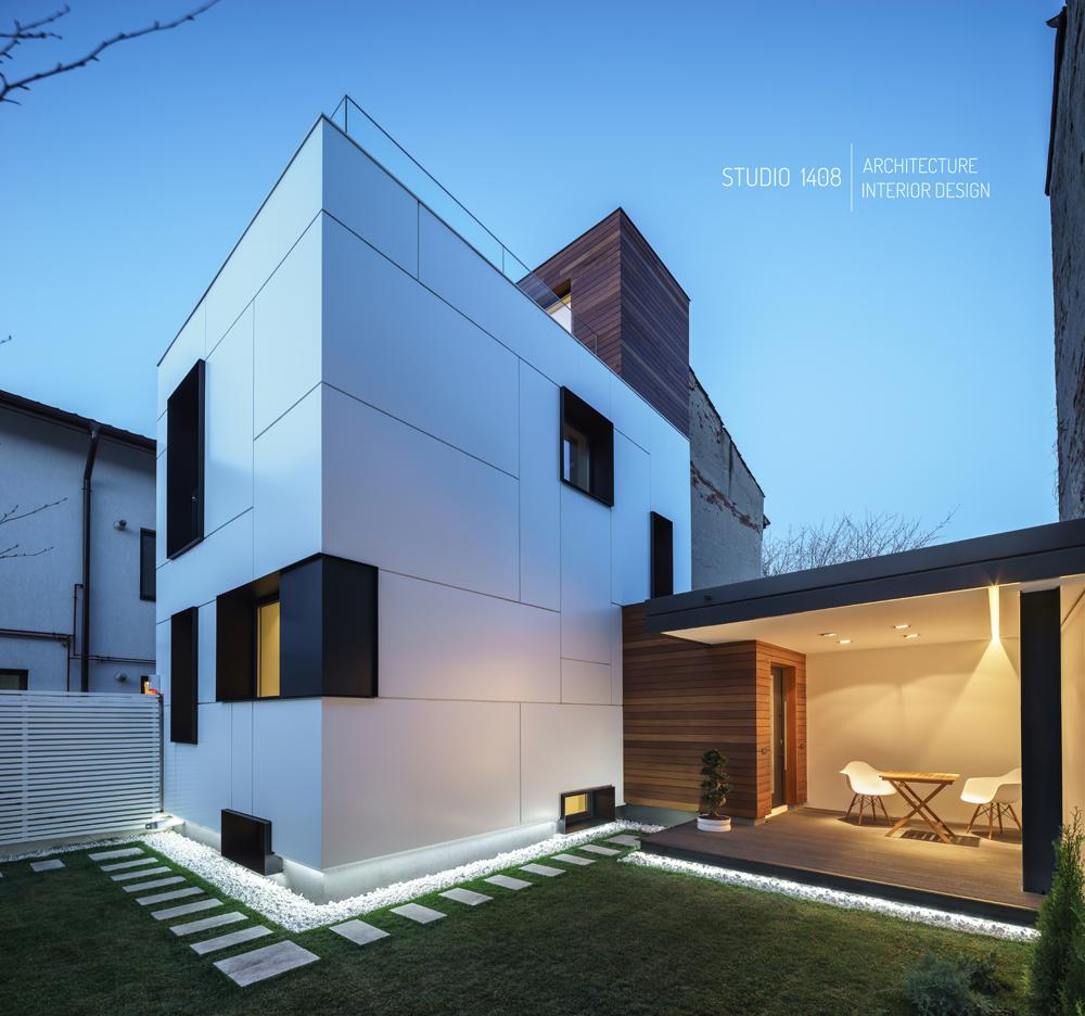 Casa r conversie eleganta in detalii minimaliste arhipura for Casa moderna romania