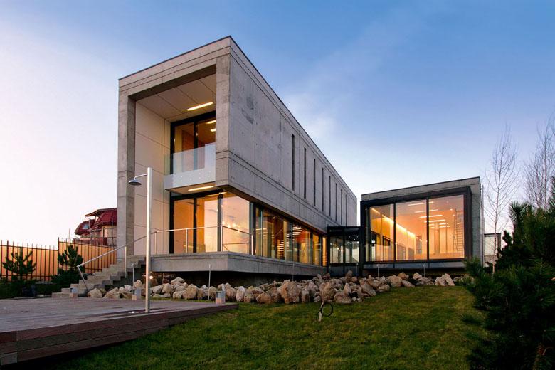 Casa de langa lac bucuresti arhipura for Vedere case online