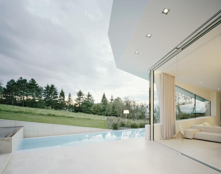 casa cu piscina Viena