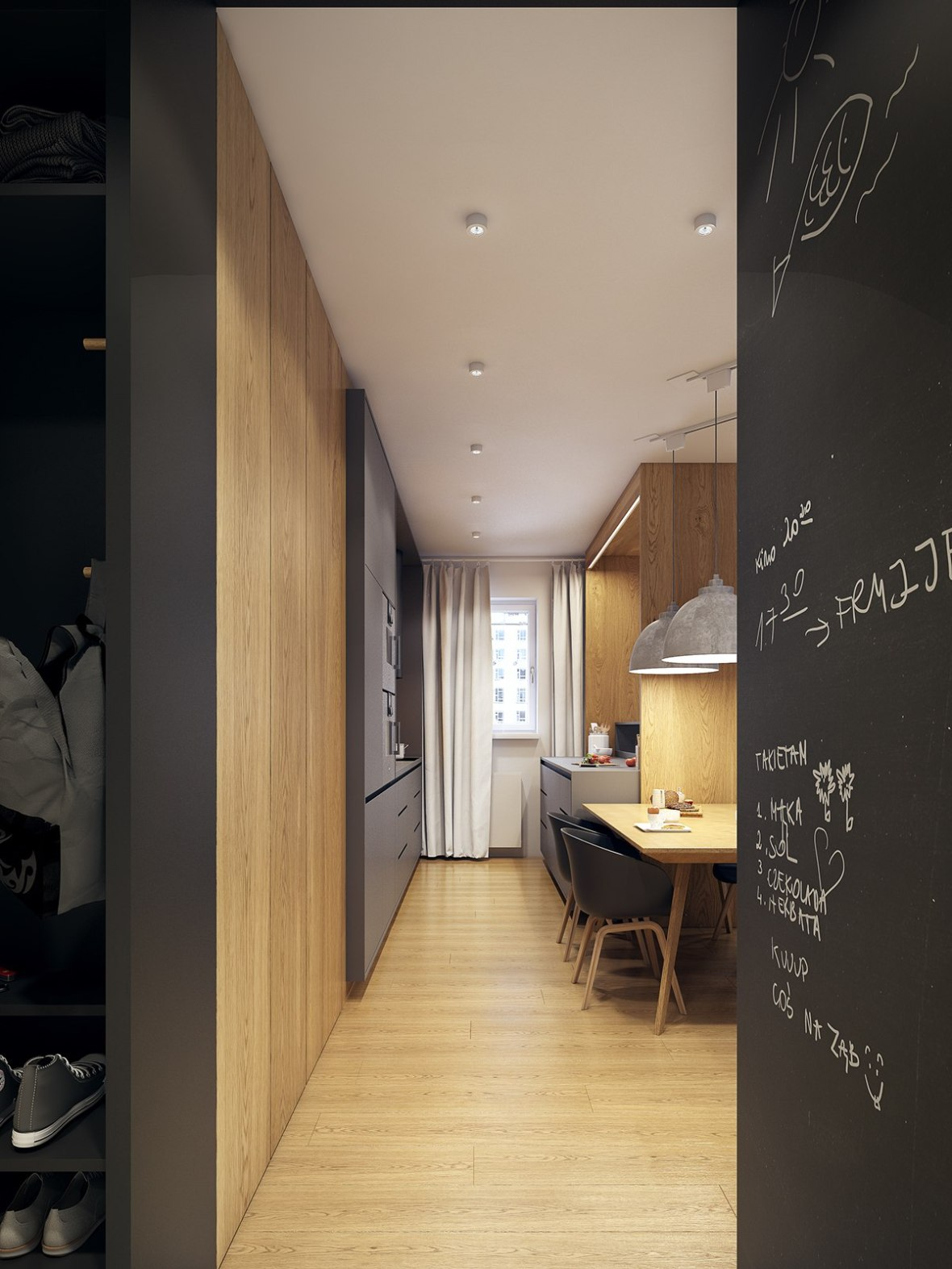 gray-and-wood-apartment