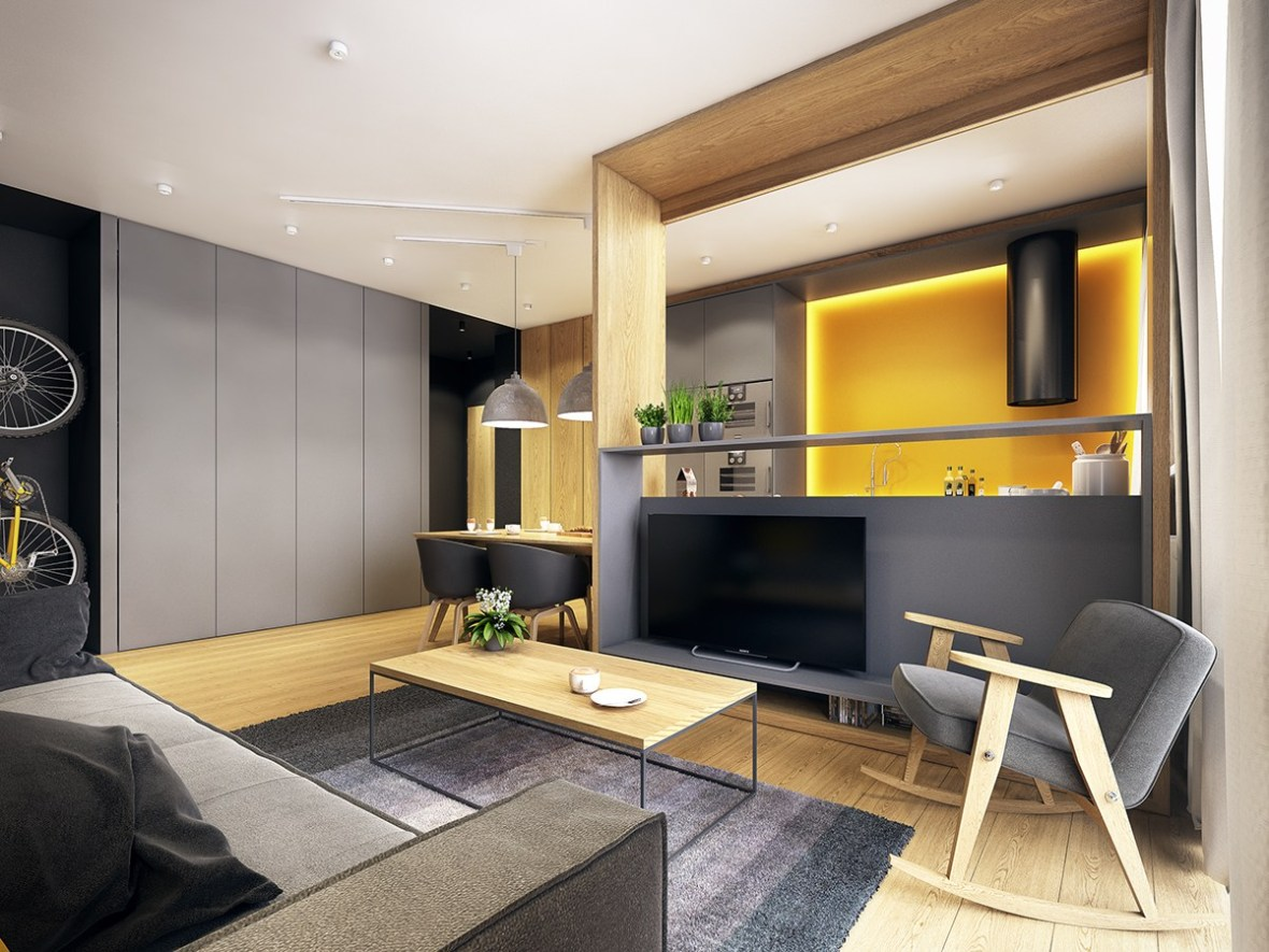 gray-and-yellow-scandinavian-apartment