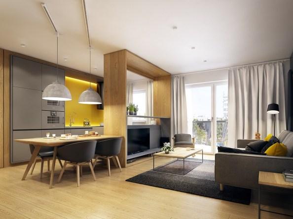 yellow-and-gray-decor-ideas