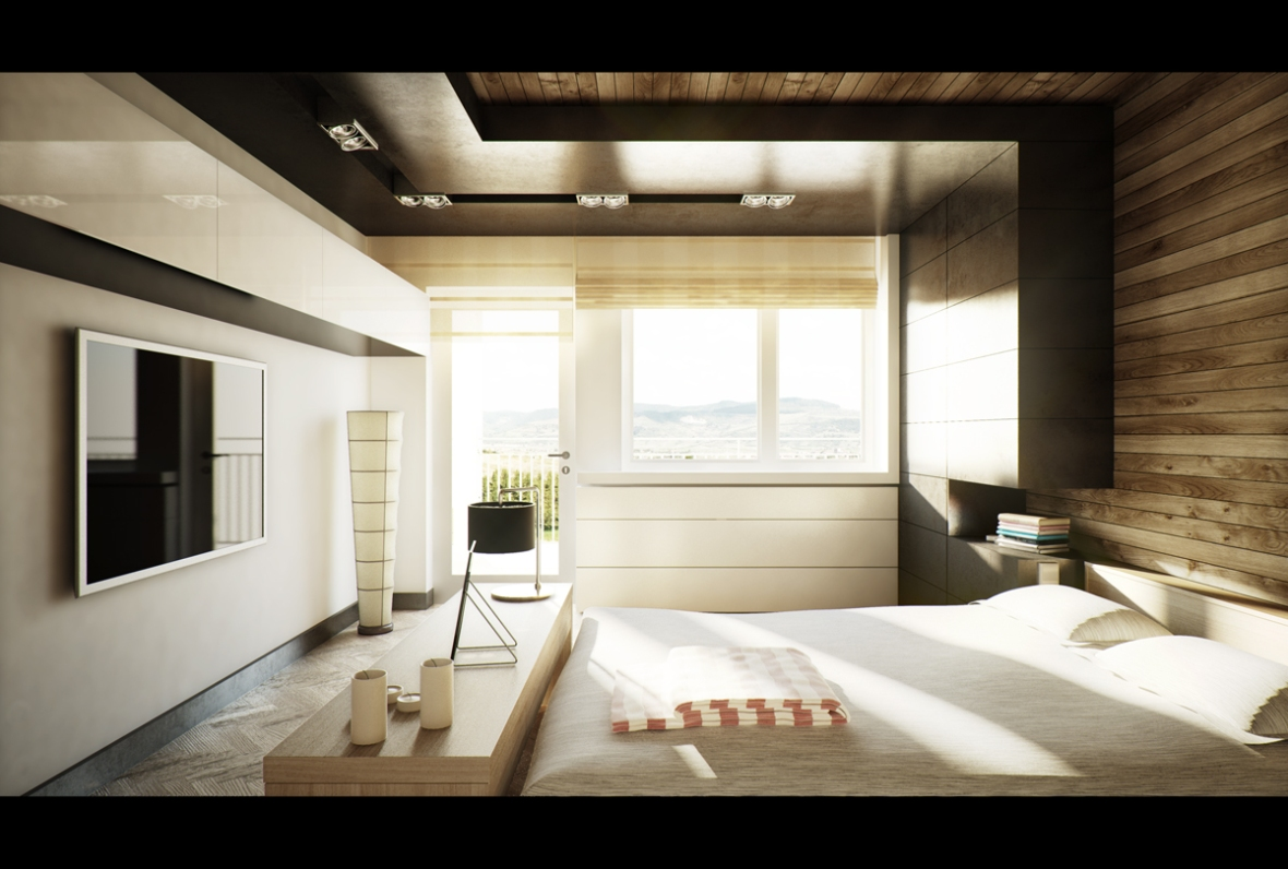 Propunere de amenjare dormitor 2
