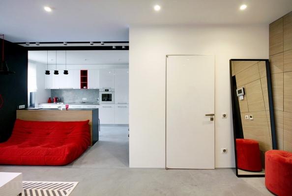 red-and-concrete-apartment-design