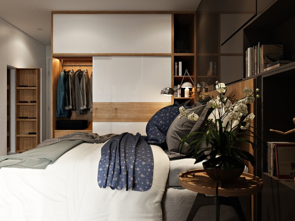 16stunning-luxury-bedroom-modest-sized-bedroom