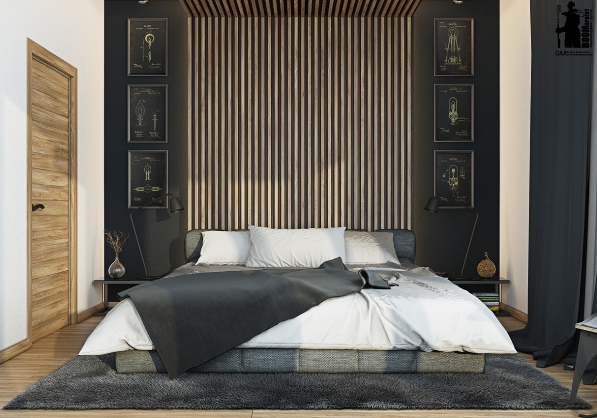 18incredible-headboard-design-masculine-bedroom