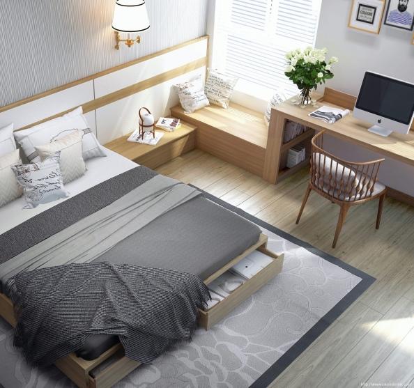 24light-bright-small-bedroom-design