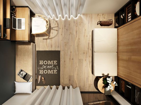 2murphy-bed-modest-sized-bedroom