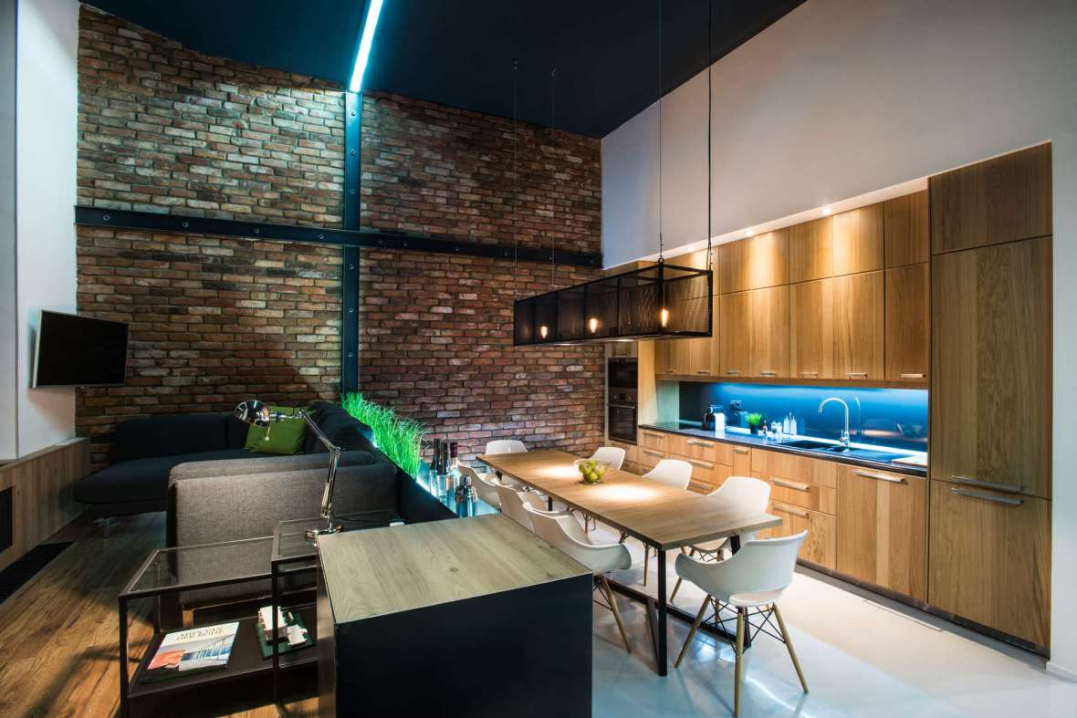 Creative-Lighting-Solutions-Kitchen-Night
