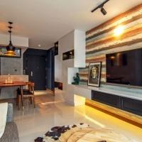Apartament armonios in Singapore