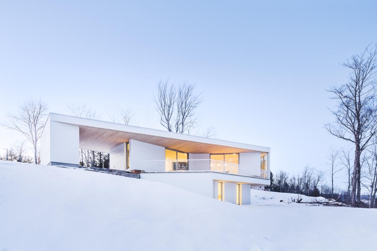 NooK - o casa subtila | Canada