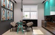 Apartment-for-a-young-family-4_arhipura_amenajare moderna turcoaz