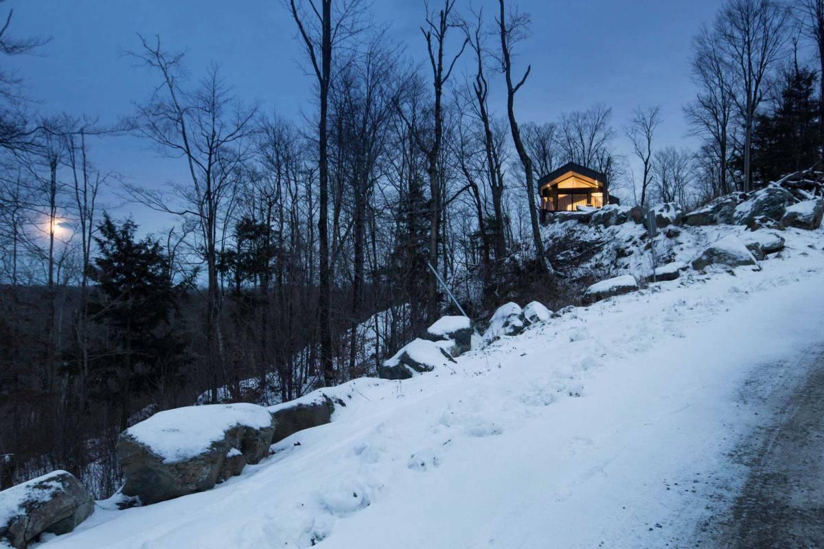Casa Bolton - un loc de retragere din agitatia urbana | Canada