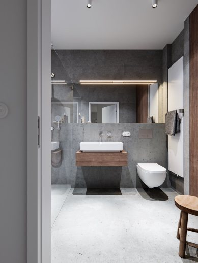 concrete-and-wood-bathroom-design