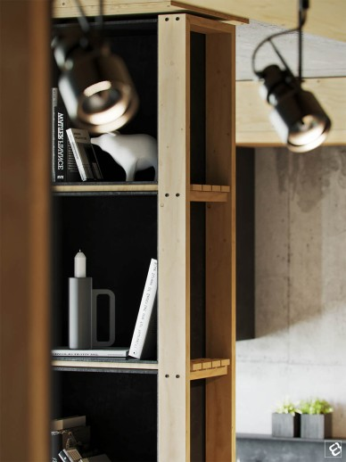 custom-kitchen-shelving