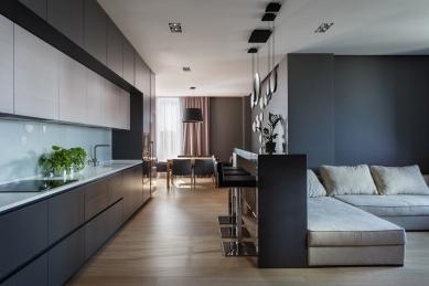 dark-charcoal-walls-in-modern-apartment