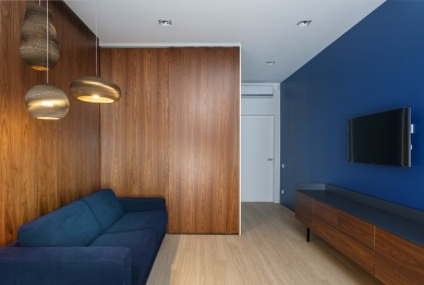 home-media-room-with-dark-blue-walls-inspiration