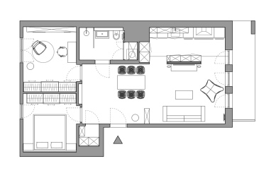 open-layout-apartment-floor-plan-with-library