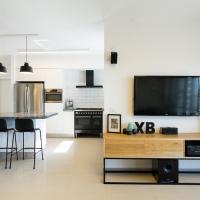 O picatura de negru intr-un apartament din Israel