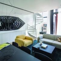 Amenajarea unui apartament tip duplex